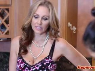 Big Boobs Mature Milf Catches Stepson Sneaking On The Maid