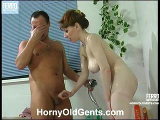 hardcore sex, marina, vecs jaunietis, sex