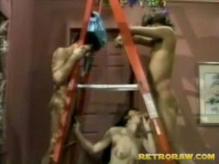 가슴에 섹스, 레트로 포르노, 빈티지 섹스