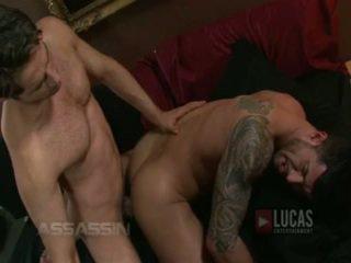 Michael lucas dan adam killian apaan passionately