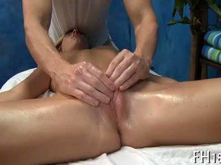 Xxx massagem clipe cena