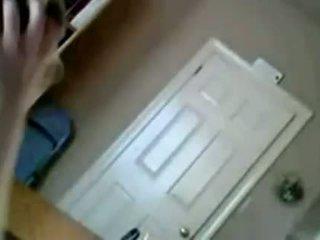 young, webcam, masturbating